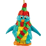 Festive Mini Penguin Pinata Parot Toy - Fill Your Own