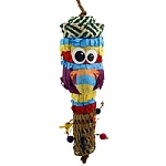 Zoo Chew Toucan - Chewable Foraging Parrot Toy