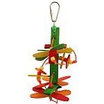 Popsicle Cascade Parrot Toy