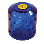 Chase n Chomp Seek-It Rolling Barrel of Fun Dog Toy