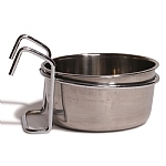 Stainless Steel Coop Cup with Hook Holder - 5oz