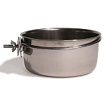 Stainless Steel Coop Cup with Clamp Holder - 20oz