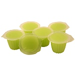 Fruit Cups Melon - Jelly Parrot Treats  - Pack of 6