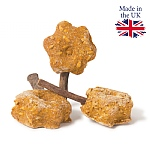 Parrot Cafe Walnut & Rice Lollipop Parrot Treats 100g