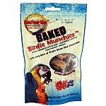 Oven Fresh Birdie Munchies Parrot Treat - Cran & Blueberry