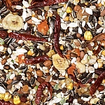 Johnston & Jeff Parrot Fruit Mixture