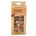 Marriage`s Nutri-Bars Super Food Parrot Treats - Pack of 8