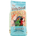 Pretty Bird Daily Select Large Complete Parrot Food