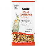 ZuPreem Real Rewards Orchard Mix for Medium Parrots - 6oz