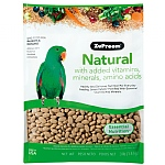 ZuPreem Natural Med/Lrg - Complete Food for Parrots