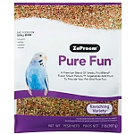 ZuPreem Pure Fun Small - Enriching  Small Bird Food