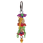 Flower Fest Small Parrot Toy