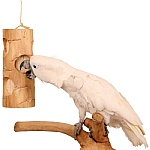 Ole Senior Bird Kabob - Chunky Chewable Parrot Toy