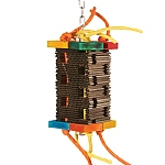 High Tower Foraging Parrot Toy - Small