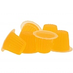 Jelly Cups Orange - Jelly Parrot Treats - Pack of 6